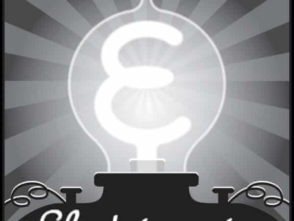 The Electricomics logo created by Todd Klein