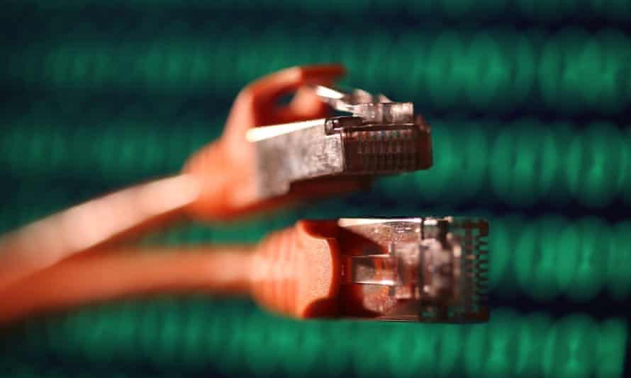 Online encryption