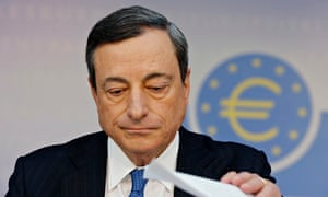 ECB's Mario Draghi