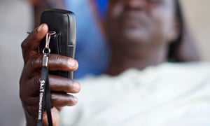 internet use on mobile phones in africa predicted to increase 20