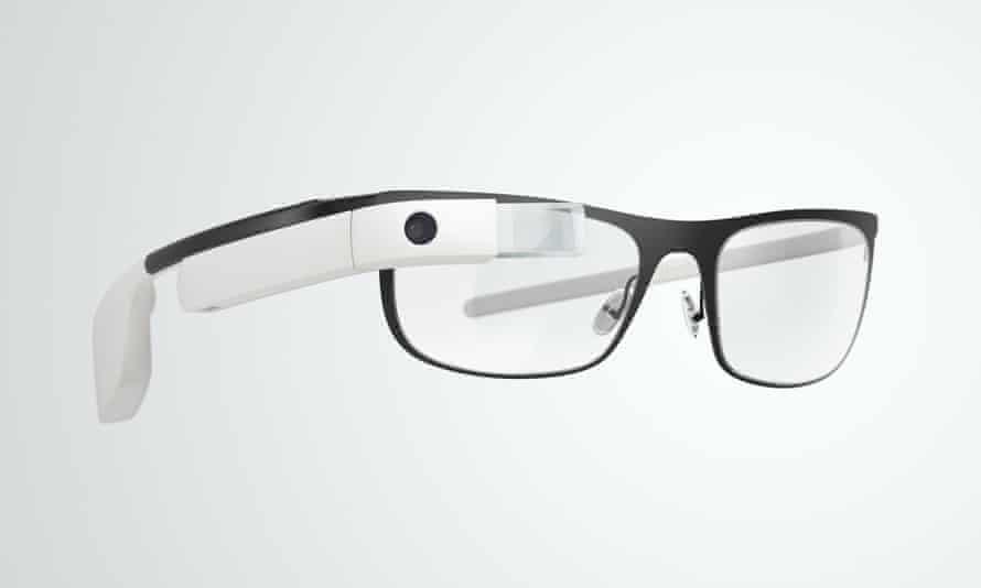 Titanium Google Glass