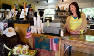 Bowe Bergdahl coffeeshop in Hailey