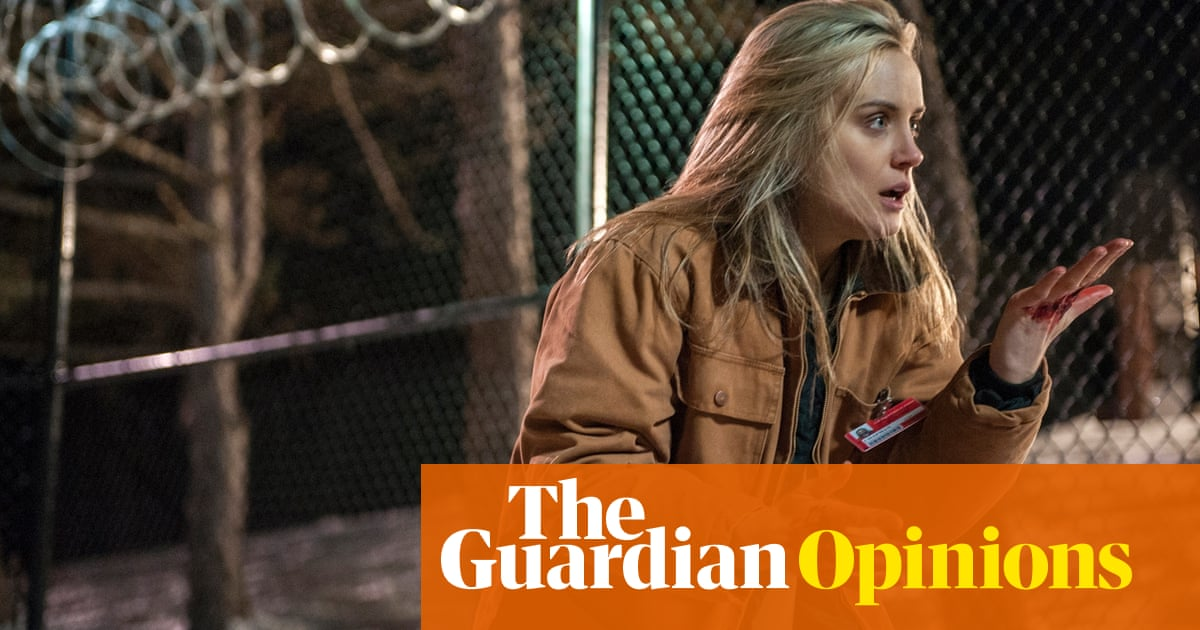 Orange is the New Black in real life is a prison epidemic of too