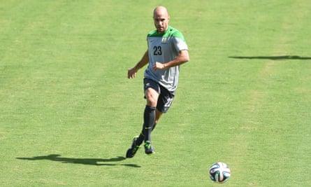 Mark Bresciano.
