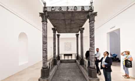 Poland pavilion at the Venice Architecture Biennale