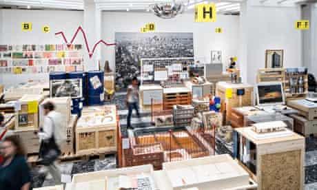 Japan Pavilion at the Venice Architecture Biennale