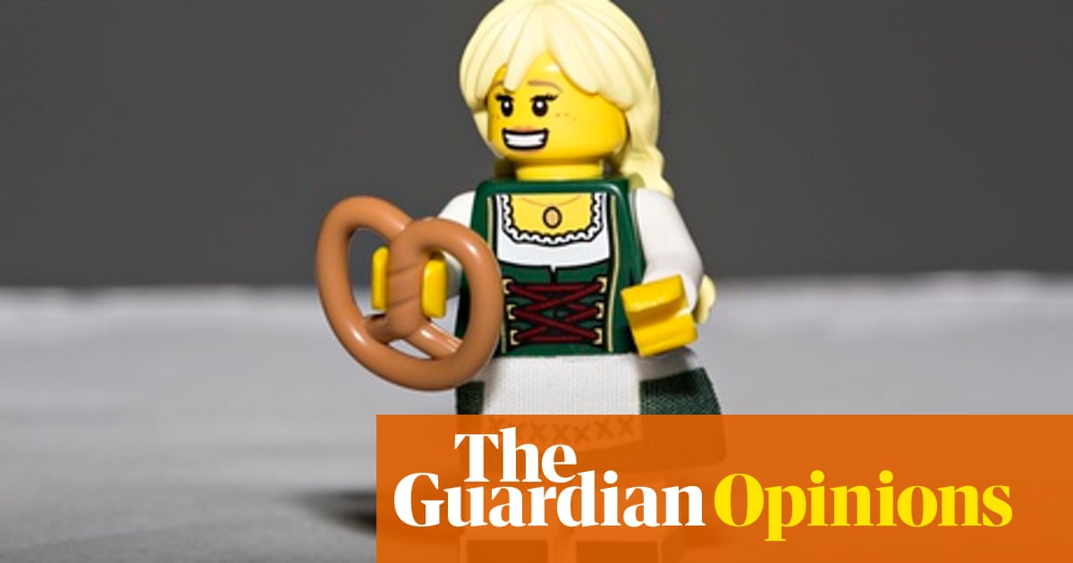 Lego still builds gender stereotypes | Helen Czerski | Science | The