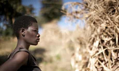 Women farmining Malawi