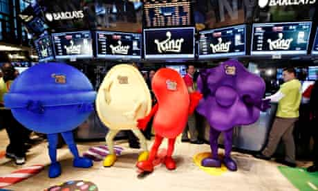 Candy Crush maker to take over Facebook's Covent Garden office