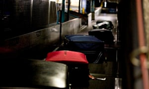 UK flights disrupted by baggage system fault across Europe