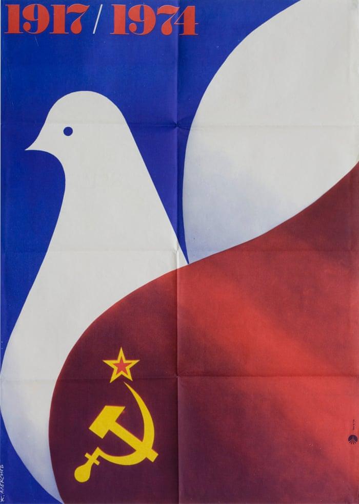 Seven decades of Soviet propaganda – in pictures | World
