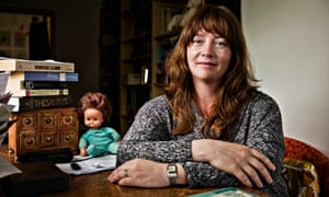 Eimear McBride - novelist. Author of A Girl is a Half-Formed Thing