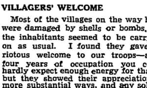 The Manchester Guardian, 10 June 1944, page 6.