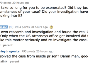 Eric Glisson AMA: 'I spent 18 years in prison for a crime I didn't