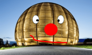 CERN comedy