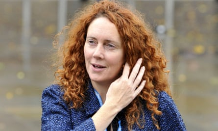 Rebekah Brooks: told MPs in 2009 that the Guardian had 'substantially and likely deliberately misled the British public' over phone hacking