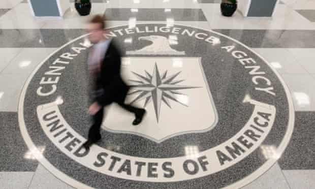 CIA central intelligence agency.