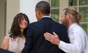 Bergdahls, Obama
