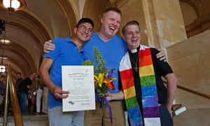 Wisconsin gay marriage