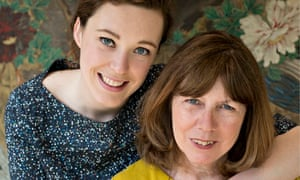Holly Graham with her mother Maeve Haran, author of 1990s novel 'Having it All'.