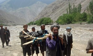 Afghan victims of flash flooding