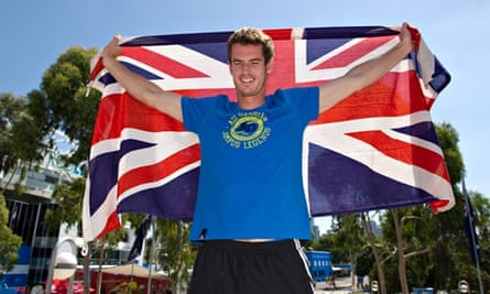 Andy Murray I Did Not Like Salmond S Wimbledon Scottish Flag Waving Andy Murray The Guardian