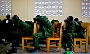 Rape Trial in Democratic Republic of Congo