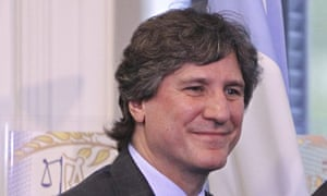 Argentininan Government vice president Amado Boudou called to testify in corruption case