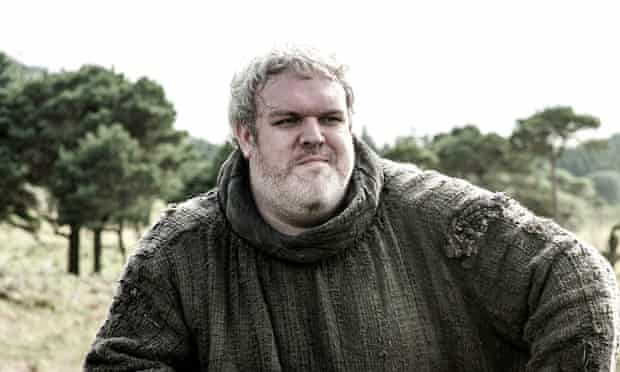 Hodor from Game of Thrones mentally composing his next text message. Possibly.