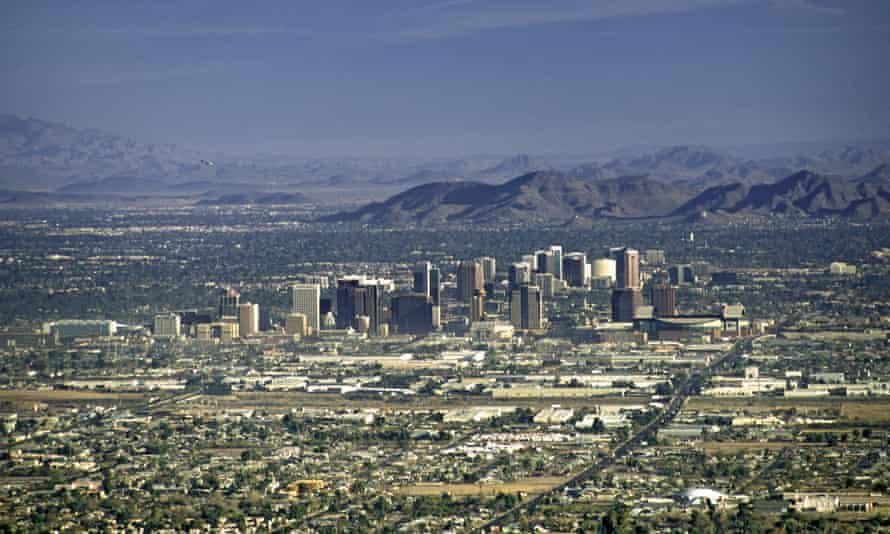 Air conditioning in Phoenix is now raising night-time temperatures