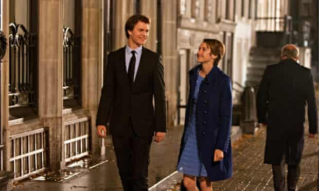 The Fault in Our Stars film still