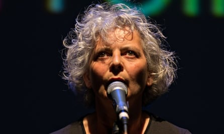 Wendy Houstoun at the Purcell Room, London