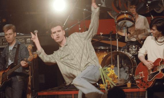 The Smiths концерт