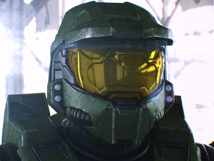 E3 2014 Halo Master Chief Collection Announced For Xbox One Games The Guardian
