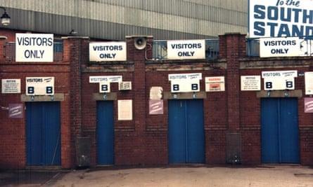 Sheffield Wednesday's Hillsborough ground