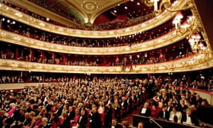Royal Opera House audience