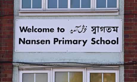 Nansen primary school is one of five Birmingham schools placed in special measures
