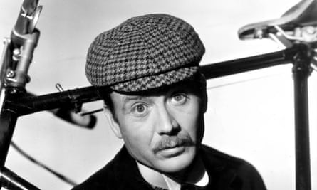 John Mills stars in the 1949 film version of the History of Mr Polly.