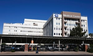VA health care center in Phoenix.