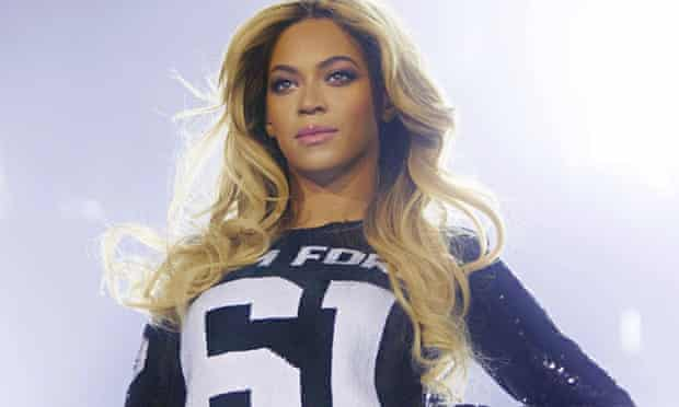 Beyonce in concert on her Mrs. Carter World Tour, Merksem, Belgium - 20 Mar 2014