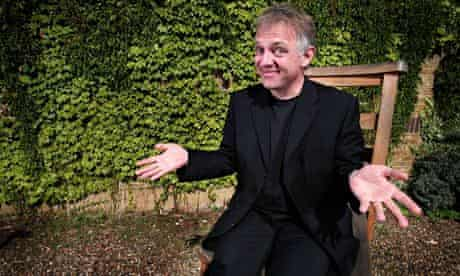 Actor and comedian Rik Mayall, whose big break came in 1982 with the cult BBC sitcom The Young Ones