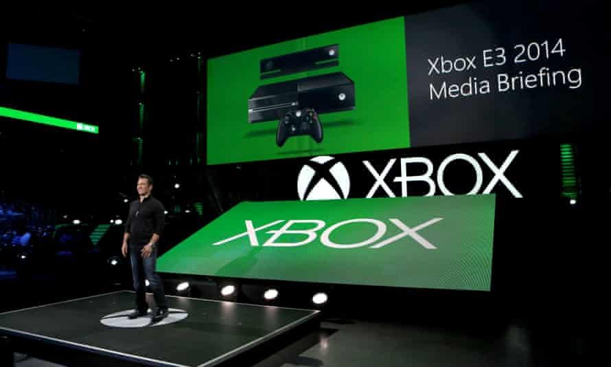 The Xbox press conference