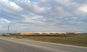 Willacy prison Texas