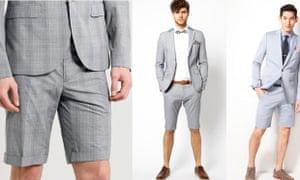 short suits men