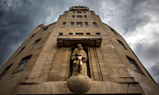 BBC Broadcasting House, Langham Place, London