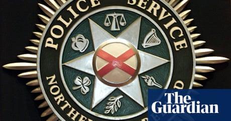 Ku Klux Klan Flag Erected In East Belfast Uk News The Guardian