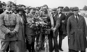 Remembering the Tour de France riders who died in the first world