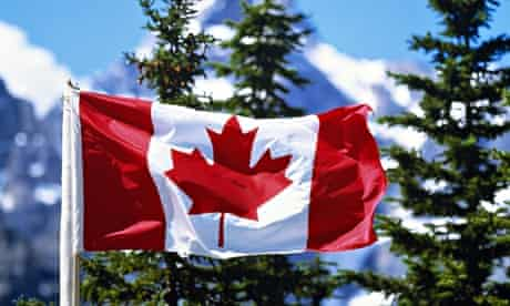 Admit it, Canada, you're obsessed with the maple leaf | Canada | The Guardian