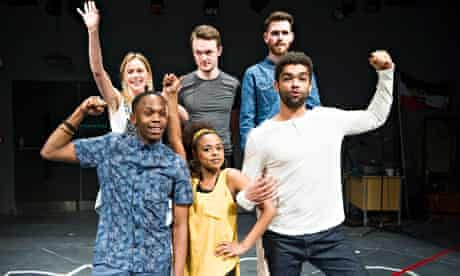 diversity bush theatre We Are Proud to Present…