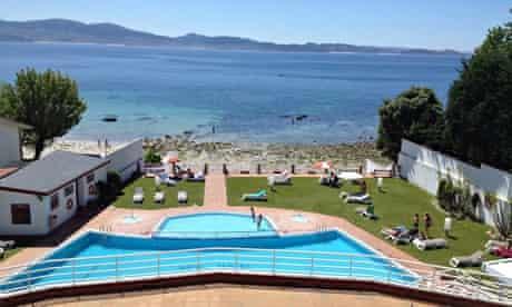 Hotel Spa Nanin Playa, Sanxenxo, Galicia